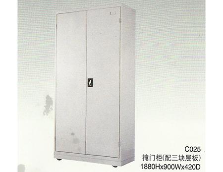 C025掩门柜