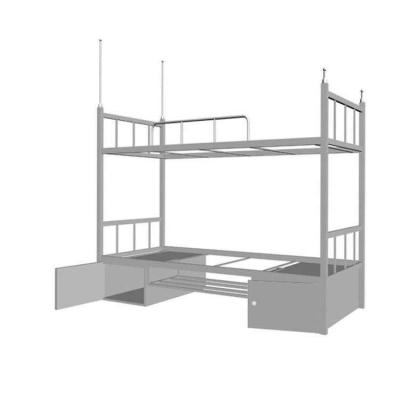 怎样处理生锈的铁架床方法