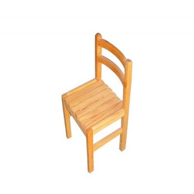 榉木靠背椅
