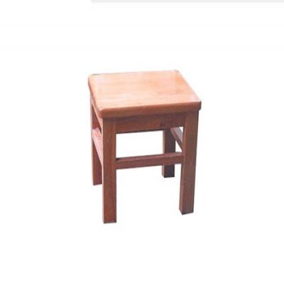 榉木小日字凳