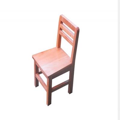 榉木小童椅