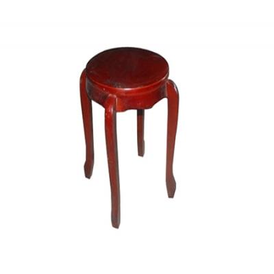 榉木艺术凳