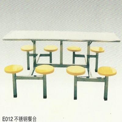 K02不锈钢餐台